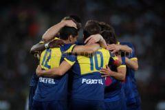 All Stars - JuventusFC - Abbracci