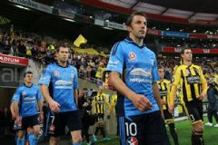 Wellington - SydneyFC