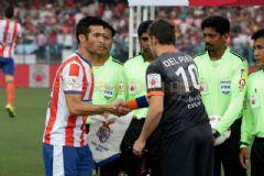 Atl De Kolkata : Delhi DynamosFC 1:1