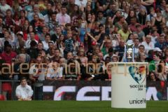 SoccerAID 2014