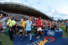 Western Sydney - SydneyFC 1:0