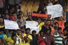 Tifosi in Indian Super League