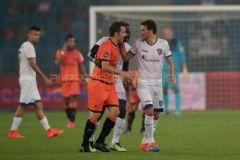 Delhi DynamosFC : ChennaiyinFC 4:1