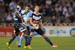 Melbourne Victory - SydneyFC 2:1