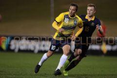 Foxtel All Stars - Australia U20 0:0