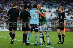 SydneyFC - Newcastle Jets 2:0