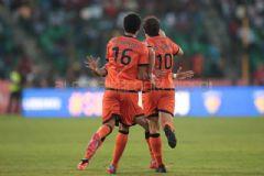 ChennaiyinFC : Delhi DynamosFC 2:2