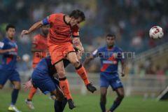 Mumbai City FC : Delhi DynamosFC 1:0