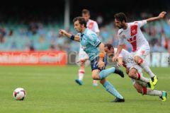 SydneyFC - Melb.Heart 2:1