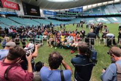 Launch the forthcoming A-League