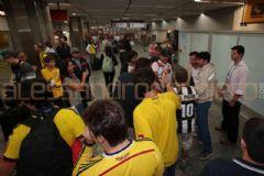 World Cup Brazil - Arrivo e Primo collegamento