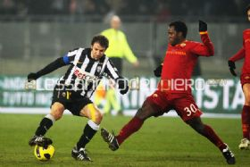 Juventus - Roma Coppa Italia