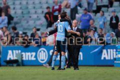 SydneyFC - Melbourne Heart