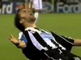 Del Piero Juventus - Real Madrid 14.05.2003