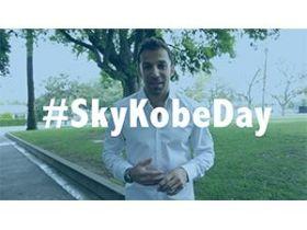 SkyKobeDay