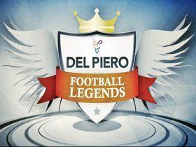 Del Piero Football Legends: Spain Team - Confederat10ns Cup 2013
