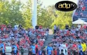 December 31st 2012 - Adelaide United vs SydneyFC