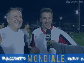 DEL PIERO, WORLDCUP DIARY-PART2
