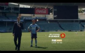 ALESSANDRO DEL PIERO: PROMO A-LEAGUE FOX