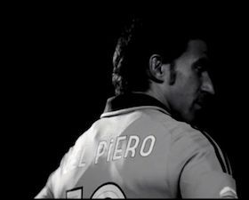 DEL PIERO WE ARE FOOTBALL