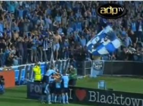 20th Oct 2012 Western Sydney - SydneyFC  0 - 1