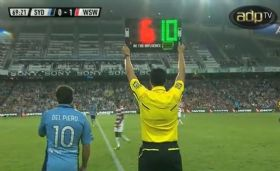 December 16th 2012 - SydneyFC vs Western Sydney Wanderer