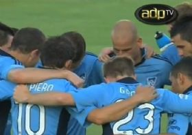 January 05th 2013 - Perth Glory vs SydneyFC