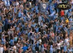 January 19th 2013 - SydneyFC vs Wellington P.FC