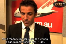 Intervista nel post partita di Sydney FC - Wellington.