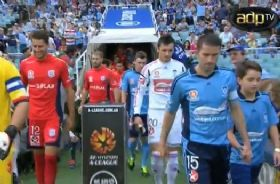 16th February 2013 - SydneyFC vs Adelaide UnitedFC