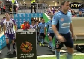 March 02nd 2013 - Perth Glory - Sydney FC