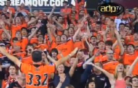 March 28th 2013 - Brisbane Roar - Sydney FC