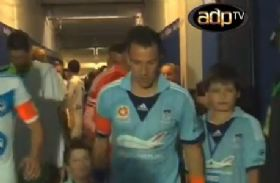 November 09th 2013 - SydneyFC - Melbourne Victory