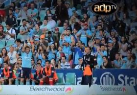 November 23rd 2013 - SydneyFC - Wellington Phoenix