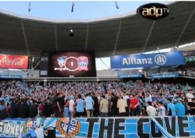 November 30th 2013 - SydneyFC - Newcastle Jets