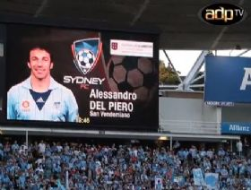 18th January 2014 - SydneyFC - CC MarinersFC
