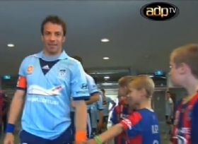Feb 22nd 2014 - Newcastle Jets - SydneyFC