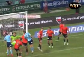 Mar 14th 2014 - SydneyFC - Brisbane Roar