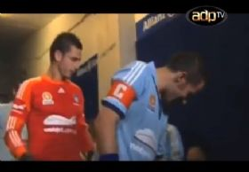 December 26th 2013 - SydneyFC - Brisbane Roar