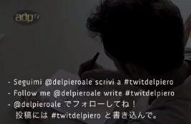 #TWITDELPIERO @DELPIEROALE
