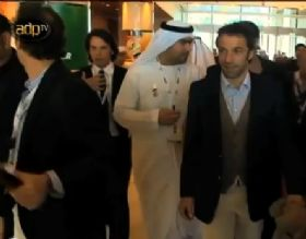 DEL PIERO IN DUBAI