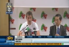 DEL PIERO FORJAPAN - Press Conference
