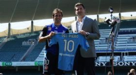 DEL PIERO NEW SHIRT
