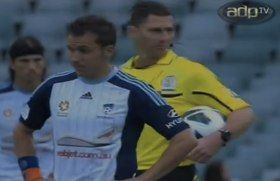 10th February 2013 - SydneyFC vs Brisbane Roar